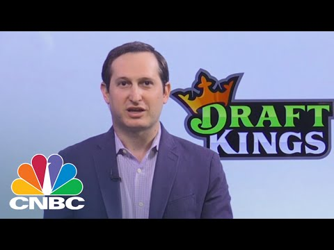 Draftkings CEO Jason Robbins: I Understand Why Leagues Think They Should Get Something | CNBC