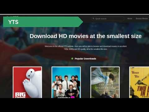 Top 10 Best Torrent Sites For Downloading Movies, Music, Games, 100% Working  (Updated 2018)