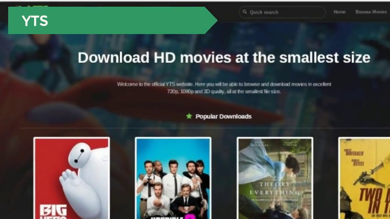 top 10 sites to download movies 2018