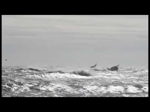 DFN: Coast Guard Station Barnegat Light conducts surf training, BARNEGAT LIGHT, NJ, US, 03.03.2018