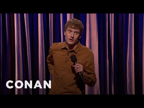 James Acaster Stand-Up 06/20/17 - CONAN on TBS