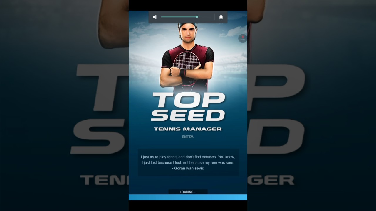 Top Seed Tennis Manager - YouTube