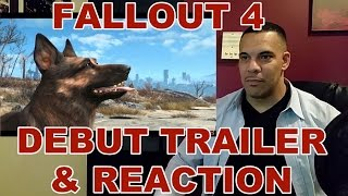 Fallout 4 Debut Trailer Reaction