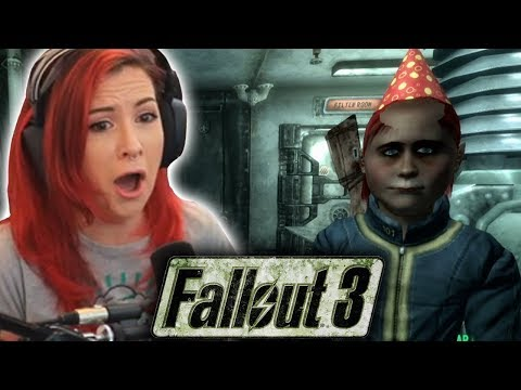 LOOKING FOR DADDY (Fallout 3 Stream Highlights | #1)