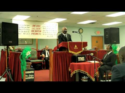 The Holy Temple Church: Showers of Blessings Service- Bishop Melvin Samuels 4/23/16