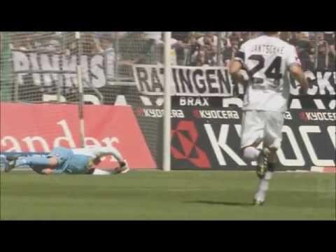 Marc Andre ter Stegen| The Heir to Oliver Kahn| 2011-2012 [HD]