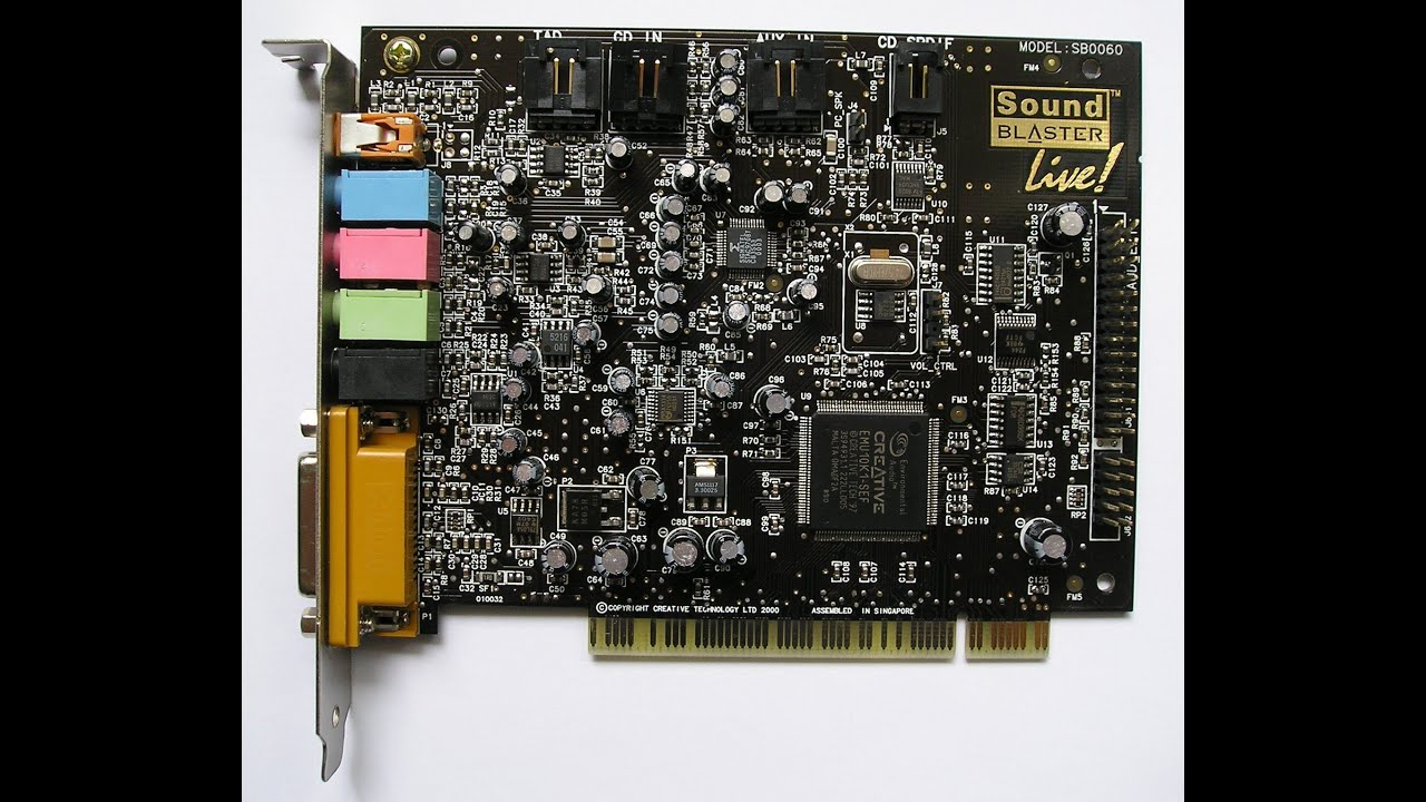 SOUNDBLASTER SB0100 WINDOWS 7 X64 DRIVER