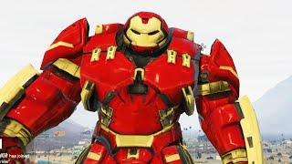DEMİR ADAM!! - GTA 5 Hulkbuster Modu