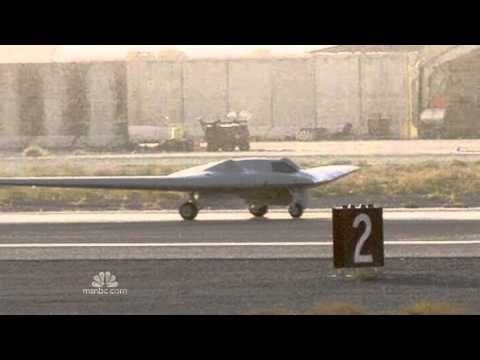 Highly secret stealth drone RQ-170 downed in Iran