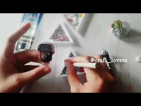 e258d2c01 Belajar Menghias Tasbih Digital by Craft Loverz - YouTube