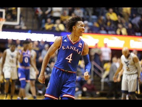 Baseline View: Kansas pulls off a gritty win against West Virginia