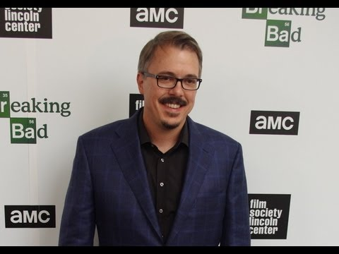 Breaking Bad Q&A: Vince Gilligan - YouTube