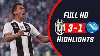 Juventus vs Napoli 2018 3-1 | All Goals & Highlights |