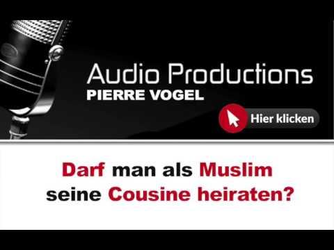 Pierre Vogel - Darf man als Muslim seine Cousine heiraten ?