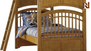 Pulaski Bearrific Youth Complete Bunk Bed 6331+54+55+56