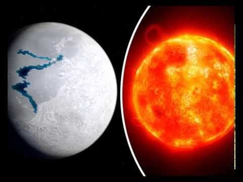 Planet X Nibiru 2018 update - Solar Minimum May Trigger Ice Age Epoch
