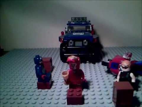 Lego ironman Loki movie