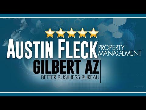 Austin Fleck Property Management Gilbert Az