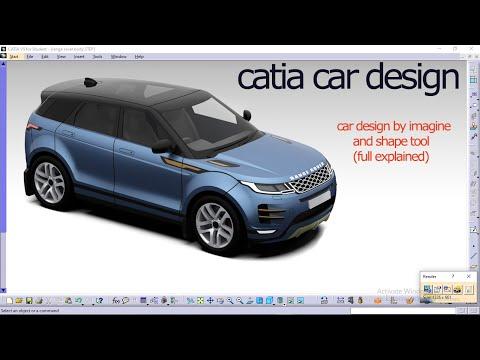 Car design in