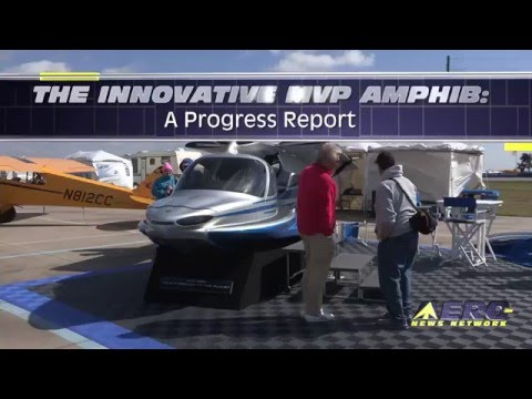 Aero-TV: The Innovative MVP Amphib - A Progress Report
