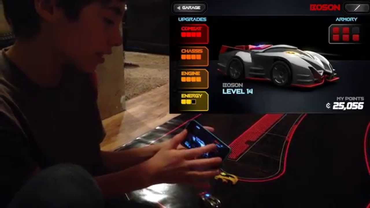 Anki DRIVE Starter Kit Review 2019 - Part Toy Part Video Game!