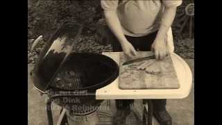 How to grill Secret Girl Hot Dog Burger  Recipe