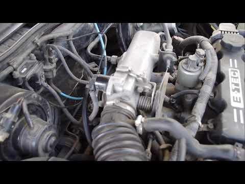 Nexia - №92 - Зависают обороты двигателя  -  дэу нексия