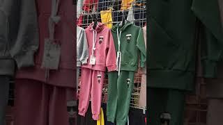 Видео рынок Дордой.Детская одежда-изготовлено в Киргизии..