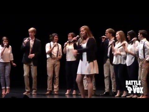 Disney Villain Medley - 7Days A Cappella