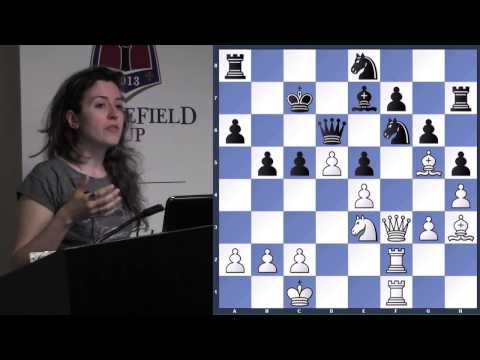Trading Pieces & Pawns - IM Irina Krush - 2013.10.16