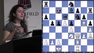 Trading Pieces & Pawns - IM Irina Krush - 2013.10.16