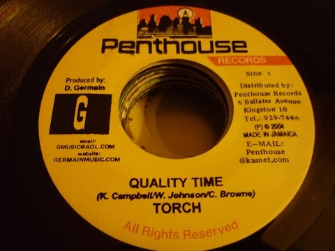 TORCH - QUALITY TIME - PENTHOUSE RECORD