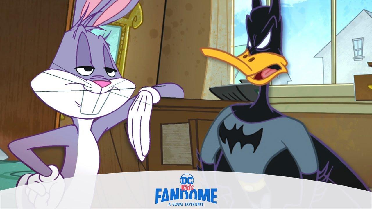 Looney Tunes | Daffy is Batman!? | WB Kids
