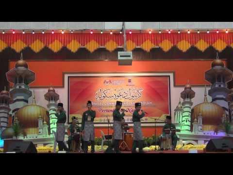 Johan KDSS Kebangsaan 2017   Selangor - Soutul Mujahideen