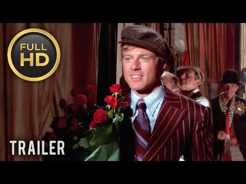 🎥 THE STING (1973) | Full Movie Trailer in HD | 1080p Mp3