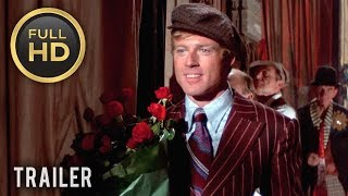 🎥 THE STING (1973) | Full Movie Trailer in HD | 1080p