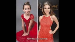 soap stars as kids gh maxie dante sonny y mariah b hope general hospital promo preview 9 30 16
