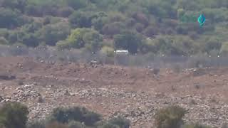 Israeli forces reportedly enter Beer Ajam in Syria