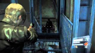 Let´s Play Resident Evil 6 - Coop - CaPeRRR und Killa - #2