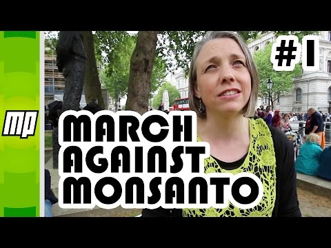 Fact Checking the London March Against Monsanto Protesters – Liz O'Neill of GM-Freeze