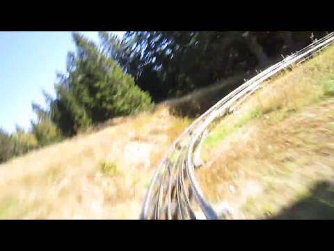 Alpine Coaster-Rogla Slovenia