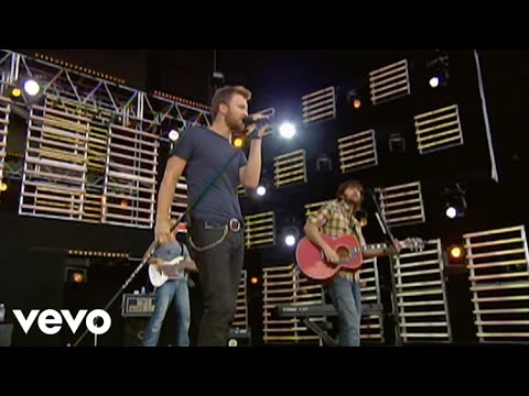 Lady Antebellum - Lookin' For A Good Time (Live)