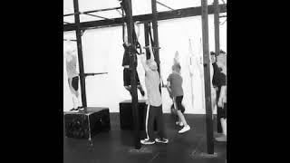 Rörelseglädje hos barnen på CrossFit Norrtälje