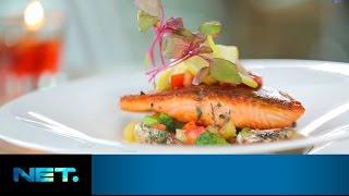 Deva & Chalsea Islan - Salmon And Clams Sauce | Chefs Table | Chef Chandra | Netmediatama