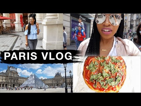 vlog ➟ I'M LIVING IN PARIS NOW!