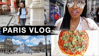 vlog ➟ I'M LIVING IN PARIS NOW!(Hey guys! Just vlogging a little bit of my adventures here in Paris. Here for the summer living and studying- something I've always wanted to do! If any of you ..., 2016-07-12T15:08:41.000Z)