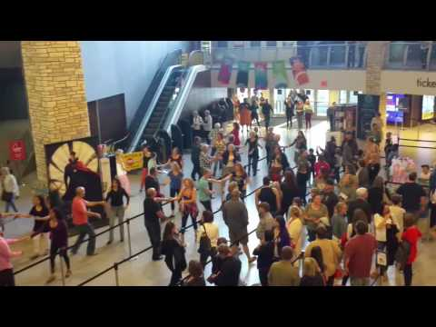 Calgary Flash Mob