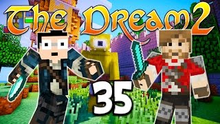 THE DREAM 2 - Ep. 35 : Dravite à fond ! - Fanta et Bob Minecraft Modpack