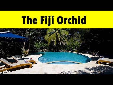 The Fiji Orchid 2018