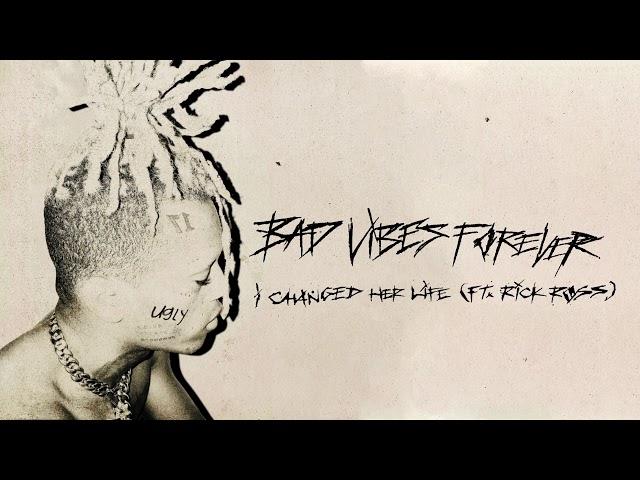 XXXTENTACION feat. Rick Ross - I Changed Her Life (Audio)